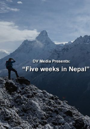 Five Weeks in Nepal